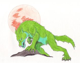 Mean and Green by Cerulean452