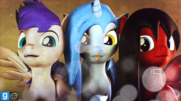 Maximo's OCs Pack (Update 2.2!)[DL] by WhiteSkyPony