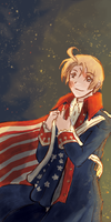 Alfred: July 4th by AudGreen