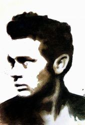 James Dean  by Zhoozsh