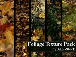 Foliage Texture Pack by ALP-Stock