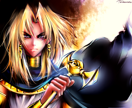 Marik: Immortality by taemanaku