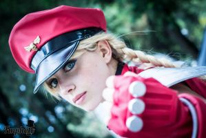 Cammy White by RehnCetra
