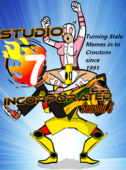 STUDIO 7 INC Season 6 Banner by pyroman7