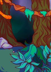 Free to Use: Jungle Background by Musing-Zero