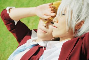 D39 - Rest time for sunny day by Yukirin-Shita