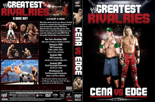 WWE Greatest Rivalries (printable) by Photopops