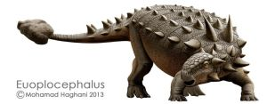 Euoplocephalus by haghani
