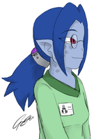 OH - A Quick Klyra by caat