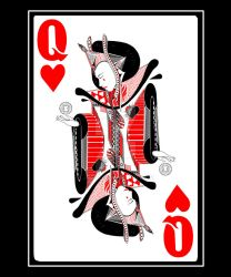 Queen Of Hearts Amidala by jrg07