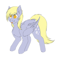 Derpy Hooves by DollPone