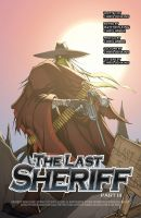 The Last Sheriff Issue 3 2 by RecklessHero