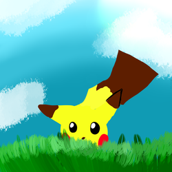 Pika piii? by Shadowgirl57