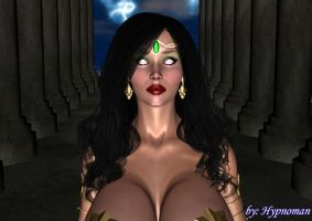 Ella_Bewitched night by THE-HYPNOMAN