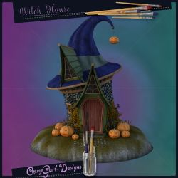 Witch House by CntryGurl-Designs