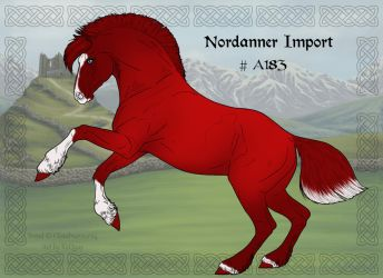 Nordanner Custom Import A183 by Cloudrunner64
