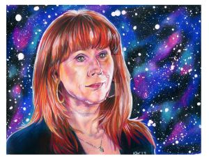 Catherine Tate Donna Noble Portrait
