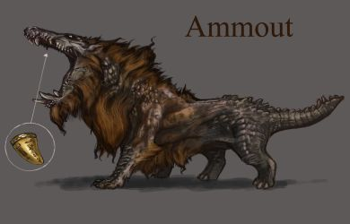 Ammout Concept by Popuche