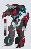 TF: Canonblast By Nightspin-sfmt by AdamAnt543