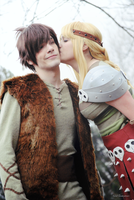 This is my stupid boy. How to train your dragon. by Giuzzys