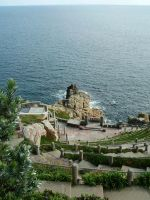 Minack Theatre 1 by Garnet69Frost