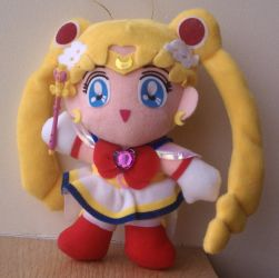 SMS Super Moon Plush by SakkysSailormoonToys
