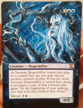 Magic Alteration: Vesuvan Shapeshifter 11.22.16 by Ondal-the-Fool