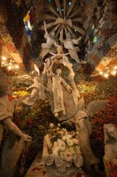 Cave of Assumption of Mother of God by tilk-the-cyborg