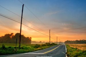 These Old Country Roads by JustinDeRosa