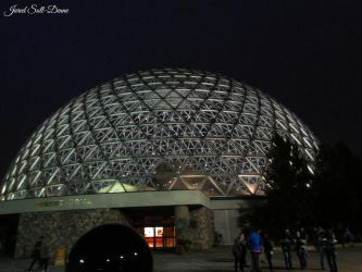 Desert Dome Glow by Soll-DenneGallery