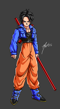 What Ifs - Gohan (Teenager) by SaTTaR