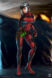 Inquisitor Sylver by transfuse