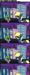 The Power Of Muffin by chibi95
