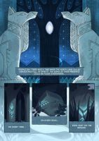 The Hollow Mask: Ch. 1 Page 1 by morteraphan