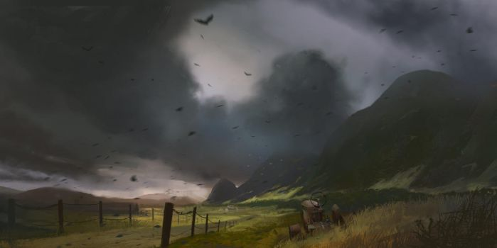 A Storm is Coming by 2wenty