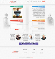 Radio website - Lahit-Fm - SOLD by MorBarda