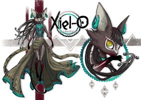 Adoptable Auction OC#5 (Closed) by Xiel-O