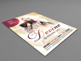 Devine Party Flyer by Dannygdesigns