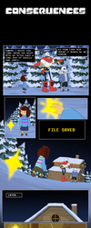 Undertale - Consequences - 1 of 4 by TC-96