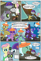 Fallout Equestria: The Ghost of the Wastes Part 4 by alfredofroylan2