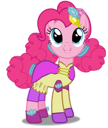 Pinkie Crystal Gem Ponified by SunsetShimmer333
