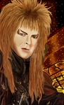 Jareth in Gold by MadstheGhost