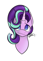 My Little Stickers - Starlight Glimmer by CosmicChrissy