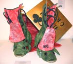 Open Toad Shoes by Gaffgirl
