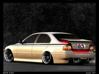 BMW 530i by MoncefFaik