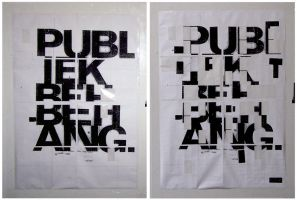 public space poster 3 by patswerk