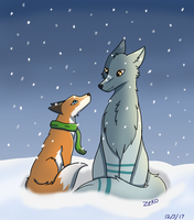 Winter wonder by Captain-Zeko