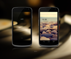 Galaxy Nexus v5 by zomx