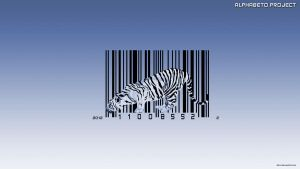 Tiger Barcode by DjNiic