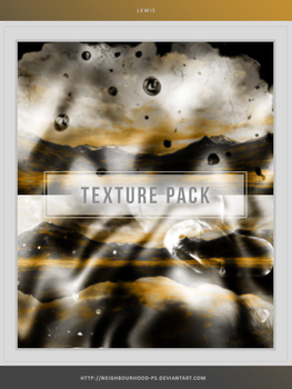 LEWIS - texture pack by neighbourhood-ps